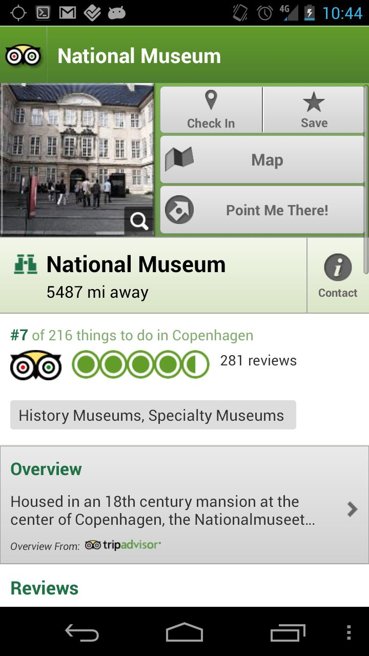 Copenhagen City Guide screenshot #3