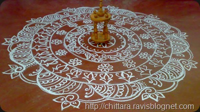 Happy Ugadi Rangoli Chittara Rangoli Pattern Designs For
