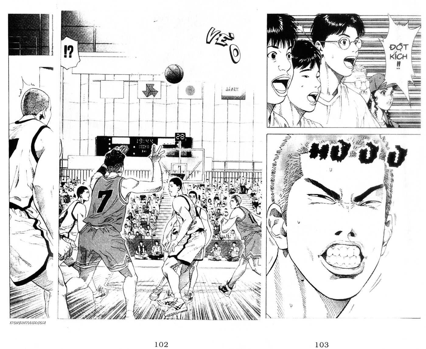 Slam Dunk Chap 223 - Truyen.Chap.VN