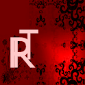 Red Transparent Social logo