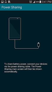 Power Sharing Screenshot 1