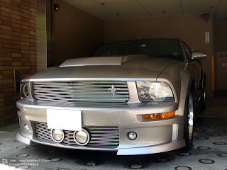 SALEEN FORD MUSTANG GT500E ELEANOR