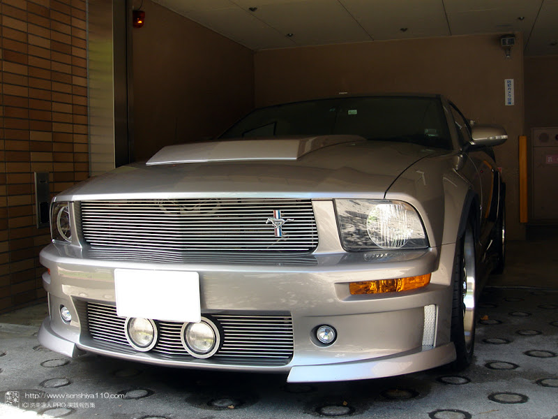 サリーン / FORD MUSTANG GT 500E ELEANOR