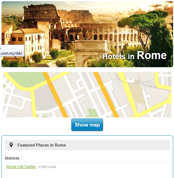 h 2000 hotel rome booking - photo#15