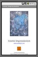 Screenshot of Cosmic Impressionism