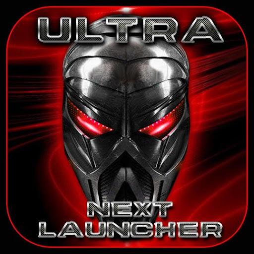 接著啟動主題ULTRA3D