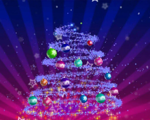 聖誕快樂動態壁紙