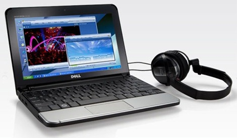 Dell Inspiron Mini 10v Netbook
