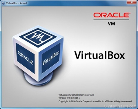 VirtualBox4forWindows