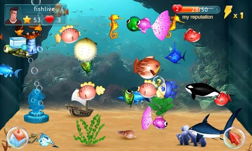 Fish Live- screenshot thumbnail