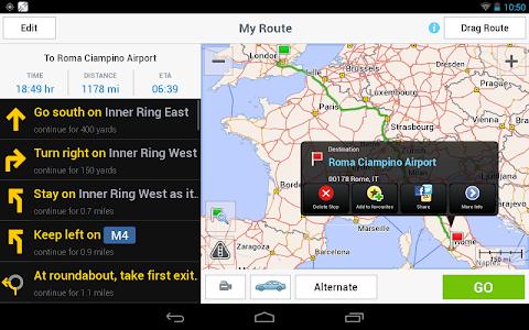 CoPilot GPS - Navigation App v9.6.2.807