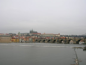 Día 1. Llegada a Praga.