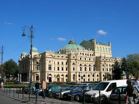 064 - Teatro Juliusz Slowacki, Cracovia.JPG