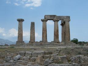 Templo de Apolo en Corinto