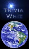 Screenshot of Trivia Whiz