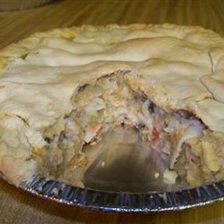 Crawfish Pie.