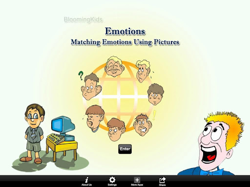 Match Emotions Using Pictures