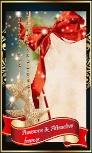 Christmas Photo Frame screenshot 2