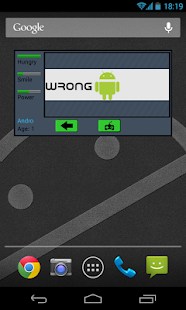 Widget Android Tamago Free - screenshot thumbnail