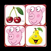 Peppi Pig Memory