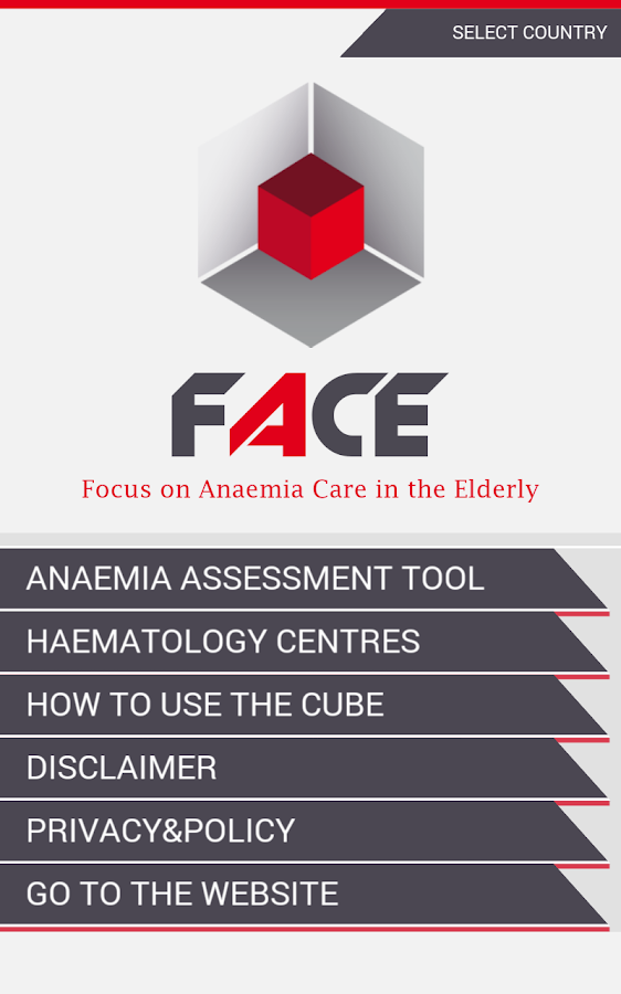 FACEanemia- screenshot