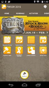 Fort Worth Stock Show & Rodeo- screenshot thumbnail