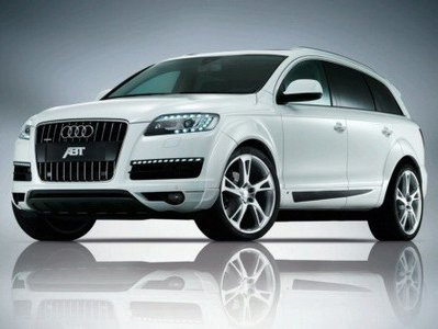 "ABT ""have charged"" the purest Audi Q7"