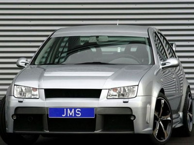 Studio JMS has presented a tuning package for Volkswagen Bora