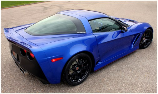Company Specter Werkes has shown a new C6 GTR