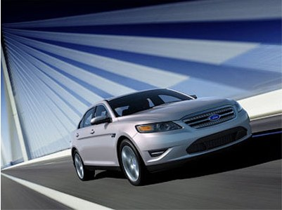 Ford Taurus — the International Car of Year