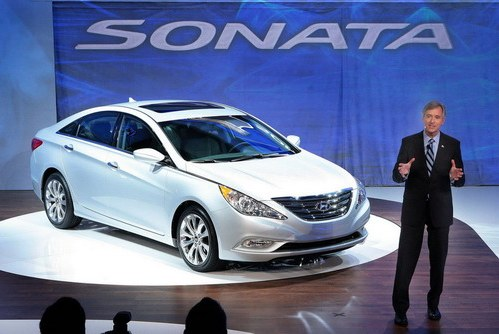 Hyundai will transform coupe Sonata into a hybrid