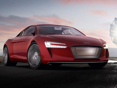 Audi will make only 1,000 E-tron