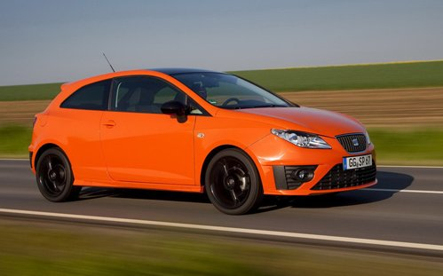 Seat announced the exclusive version of three-door Ibiza SC