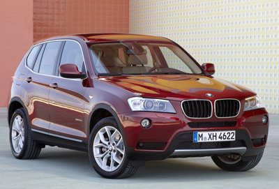 BMW Officially Presented New Generation X3