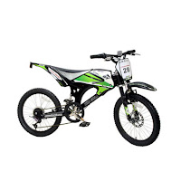 Sepeda MTB WIMCYCLE MOBBY 6-Speed 20 Inci