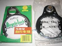Bicycle Lock WING