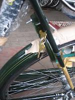Pesanan Khusus: Sepeda Jengki PHOENIX + Coaster Hub+Lampu Dinamo