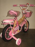 4 Sepeda Anak FAMILY CG Lampu