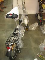 3 Sepeda Lipat FAMILY FC16 ALLOY 6 Speed 16 Inci
