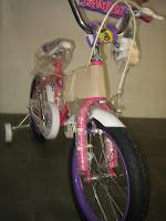 3 Sepeda Anak FAMILY CAPRICORN