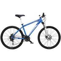 Sepeda Gunung WIMCYCLE HOT ROD 2.0 26 Inci