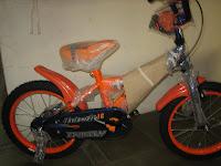 1 Sepeda Anak FAMILY INVINCIBLE 16 Inci