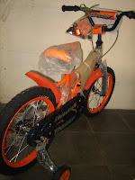 4 Sepeda Anak FAMILY INVINCIBLE 16 Inci