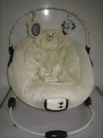 Baby Bouncer BRUIN 7 Melodies Vibration