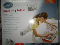 1 Baby Bather CARTER'S DELUXE