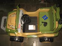 2 Mobil Mainan Aki Junior TR8887 Desert Hero - 2 Dinamo