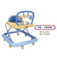 Baby Walker FAMILY FB1868L