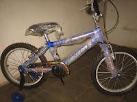 1 Sepeda Anak Senator Slammer 18 Inci