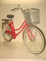 3 City Bike JIE YANG 24 Inci