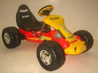 1Mobil Mainan Aki Junior TR6628 Gokart